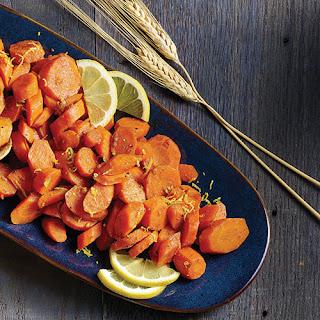 Lemon Carrots Recipes
