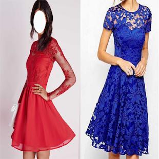 Modern Lace Dresses - náhled