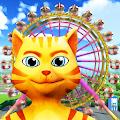 Cat Theme & Amusement Park Fun APK