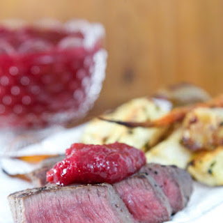 Grilled Venison Medallions Recipe