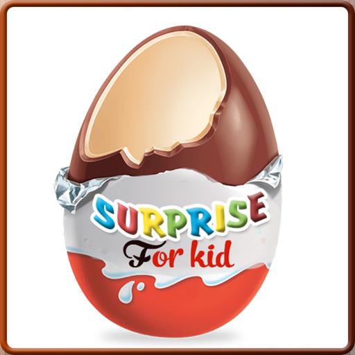 Surprise Eggs For Kids 2017