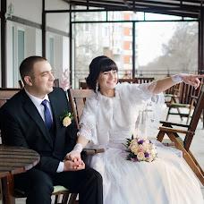 Wedding photographer Yuliya Kravchenko (yuliyaphoto). Photo of 24.04.2017
