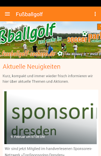 Soccergolf Sachsen- screenshot thumbnail