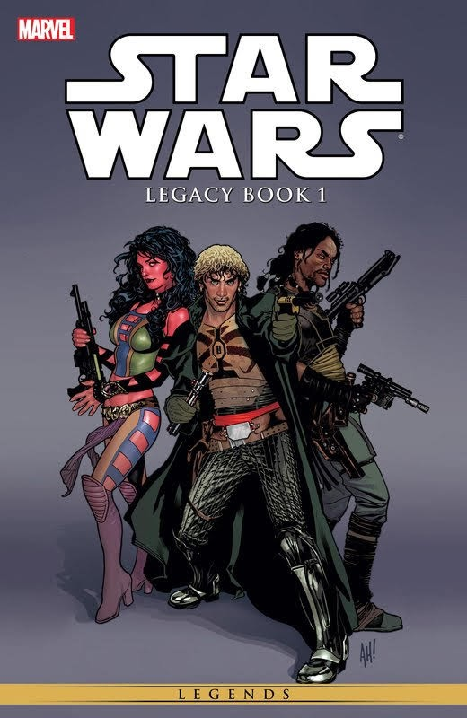 Star Wars: Legacy (2013) - complete