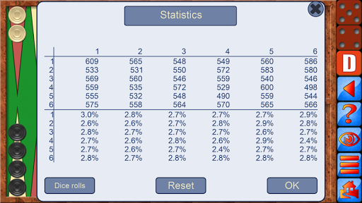 Backgammon, 2018 edition  screenshots 3