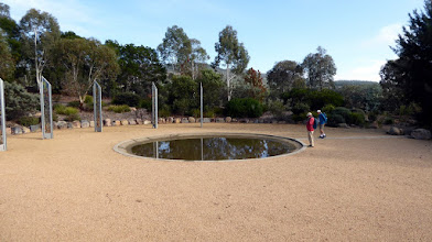 Photo: The Bushfire Memorial Pond