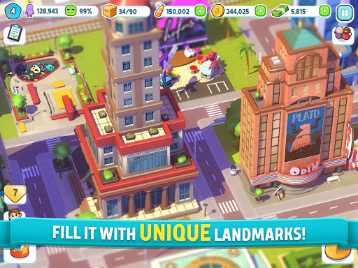 City Mania: Town Building Game  gameplay | by HackJr.Pw 8