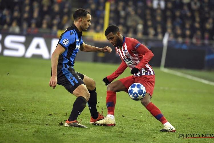 Thomas Lemar se confie concernant sa saison compliquée à l'Atlético Madrid