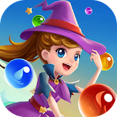 Witch Magic: Happy Bubble Shooter