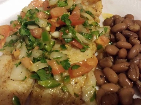 Pico De Gallo Fish Recipe