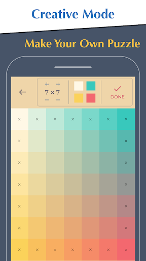 Color Puzzle Game - Hue Color Match Offline Games 3.12.0 screenshots 4