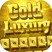 App Gold Luxury Keyboard Theme APK for Windows Phone