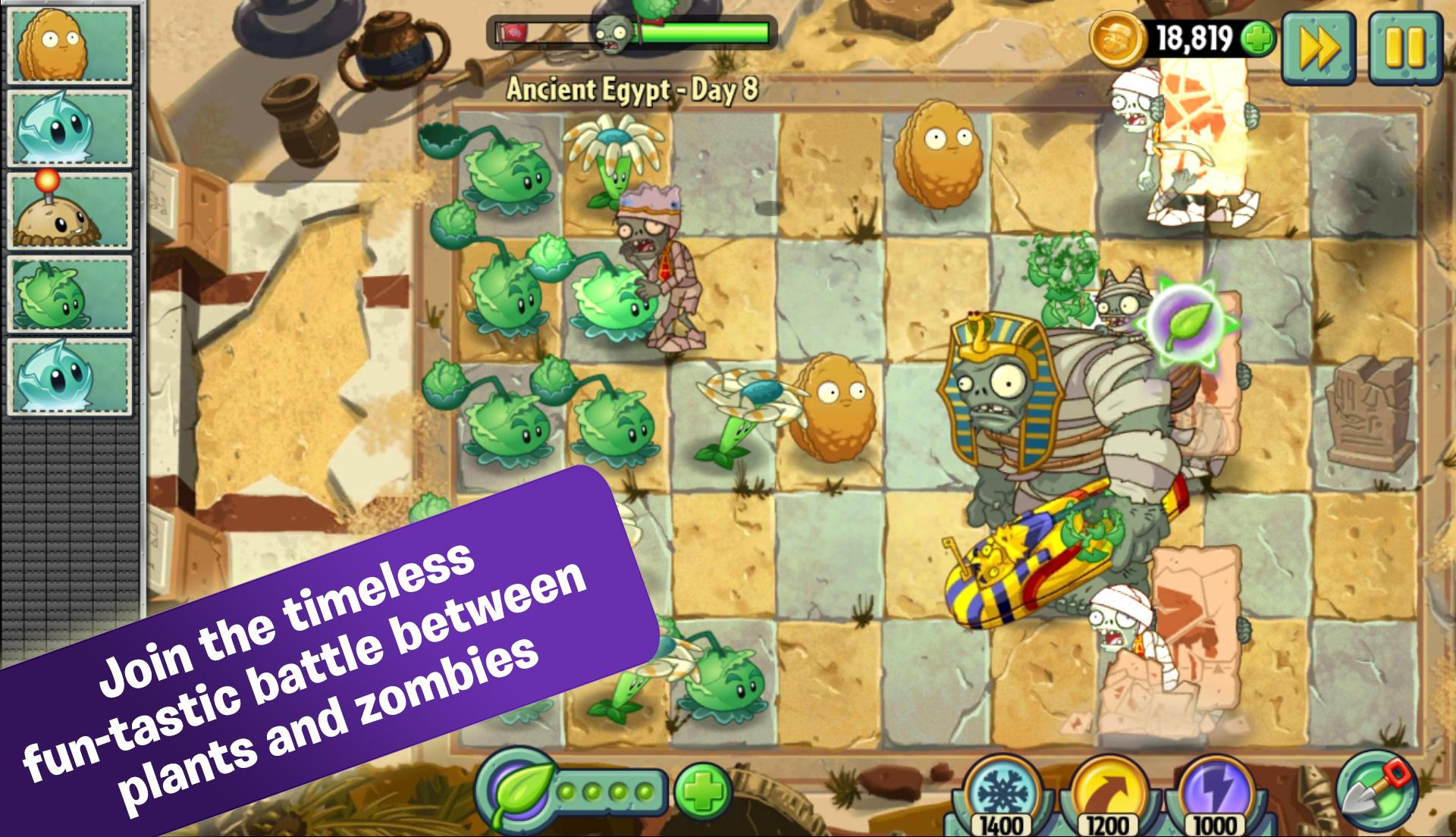 Plants vs. Zombies 2 screenshot #7