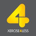 Xercise4Less Fitness Partner icon