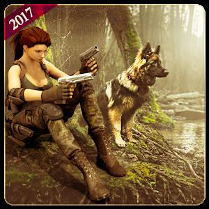 Game Secret Agent Lara Croft : Front Line Commando APK for Windows Phone
