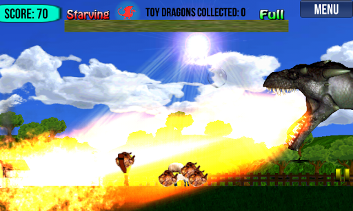 Dragon Feeding Frenzy (no ads)  screenshots 1