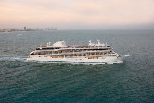 The 750-passenger Seven Seas Splendor sails to ports in the Caribbean, Mediterranean and northern Europe.