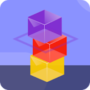 Vertical Cube - Stack and Challenge