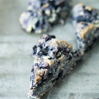 Queen of Tarts Blueberry Scones