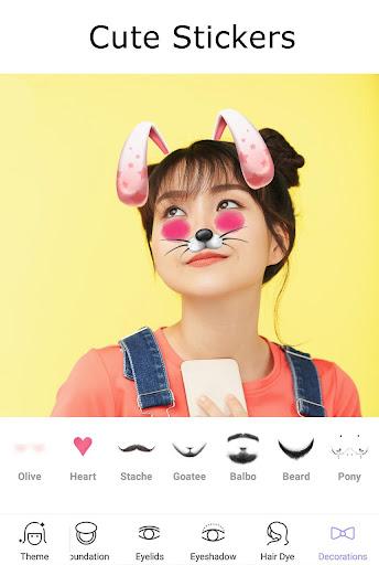 Makeup Camera Plus- Beauty Photo Editor Screenshots 5