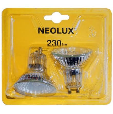 Neolux Halogen GU10 35w 2-pack