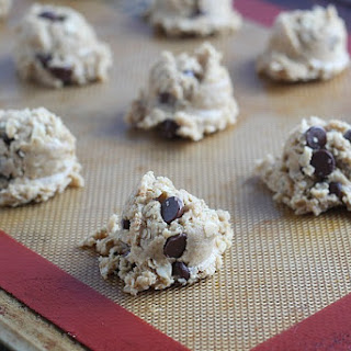 Milky Monster Lactation Cookies.