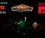Back in Black - the AC/DC Tribute at Die Boer - Friday : Die Boer