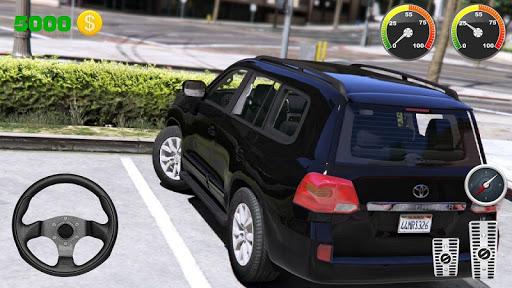 Drive Toyota Land Cruiser 200 - City & Parking 1.0 screenshots 3