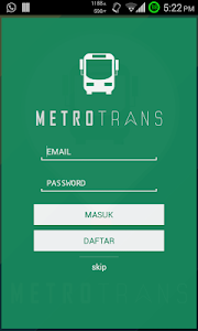 Metro Trans screenshot 1