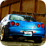 Skyline Drift Simulator Icon