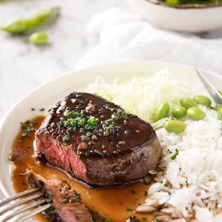 Asian Steak.