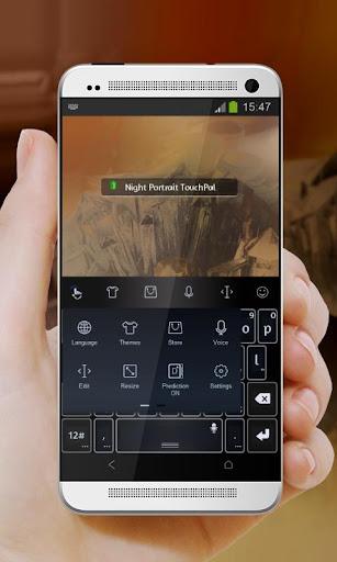 玩個人化App|夜景人像 TouchPal免費|APP試玩