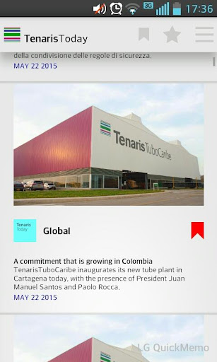 TenarisToday