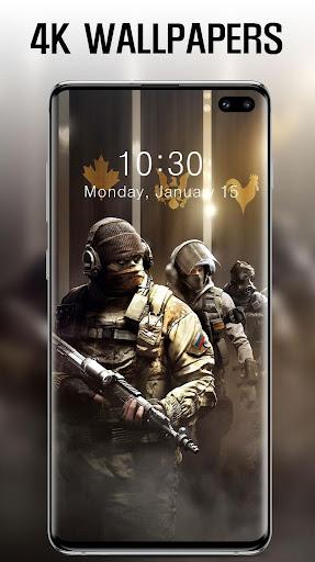 R6 Siege Live Wallpaper 2020 HD 4K