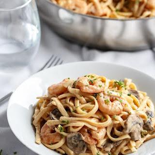 Garlic Prawn Mushroom Recipes.