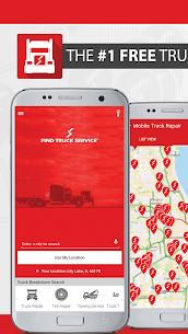 Find Truck Service® | Trucker Stops & Services App – APK Mod Latest Version 1
