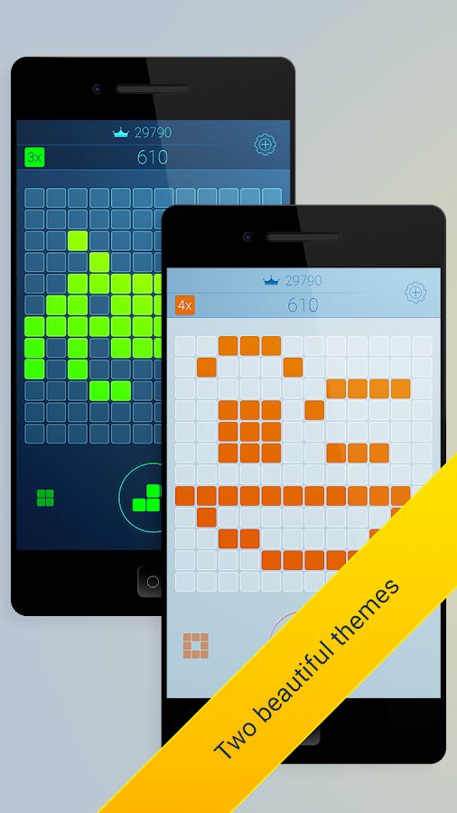 Block Tile Puzzle- screenshot