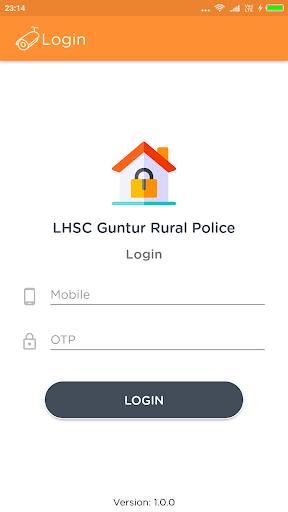 LHS Guntur Rural Police 1.0.6 screenshots 2
