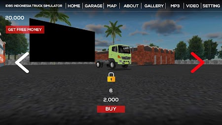 IDBS Indonesia Truck Simulator APK screenshot thumbnail 8