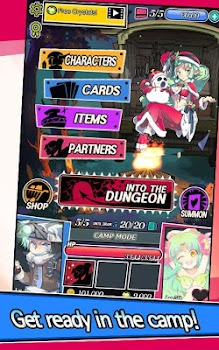 DungeonandGirls : Card RPG