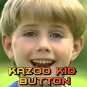 Kazoo Kid Button