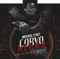 Logo of Novo Brazil Corvo Negro