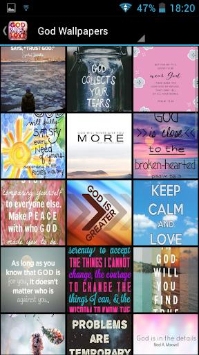 God Wallpapers 1.0 screenshots 1