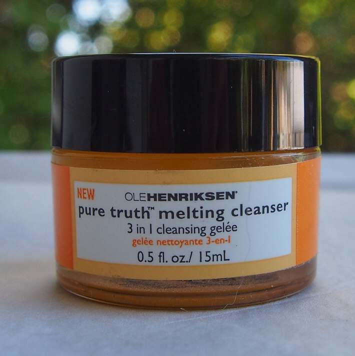 Review: Ole Henriksen Pure Truth Melting Cleanser