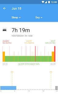 Runtastic Me: Activity Tracker Screenshot 5