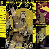 Before Watchmen: Minutemen (2012)
