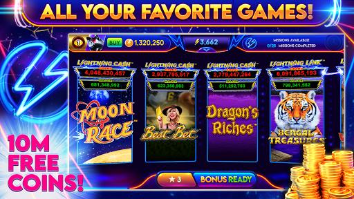 Lightning Link Casino: Free Vegas Slots! 10M Bonus  screenshots 1