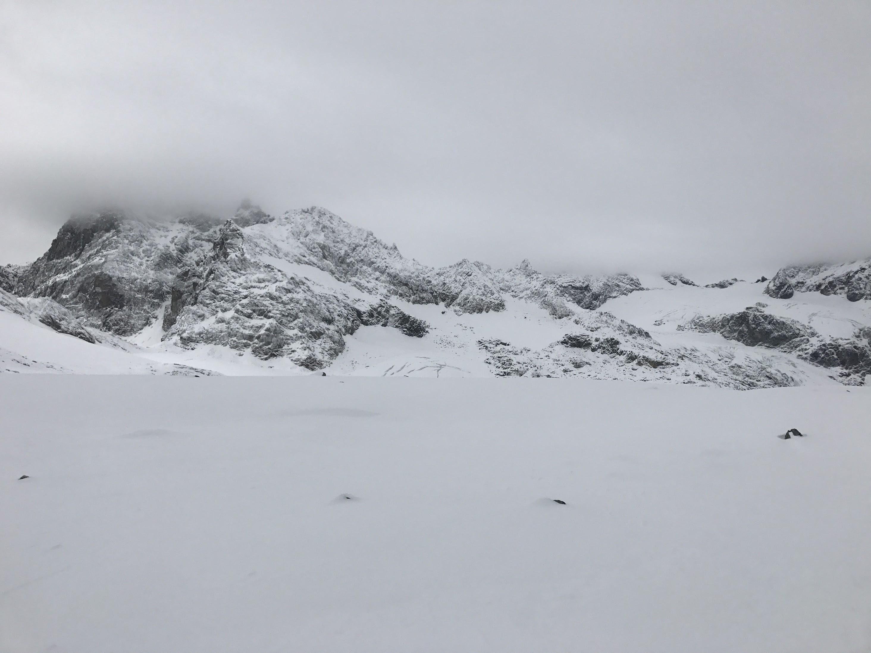 Piz Buin & Ochsentaler glacier