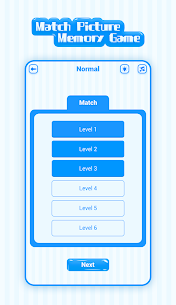 Match Picture Memory Game (Unlimited Money) 3