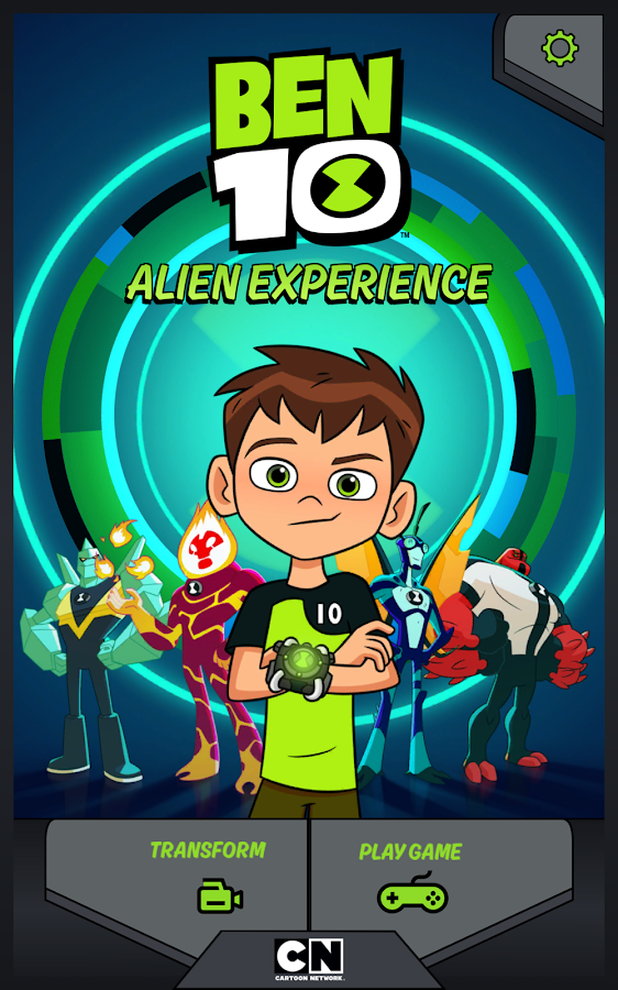 Ben 10: Alien Experience- screenshot